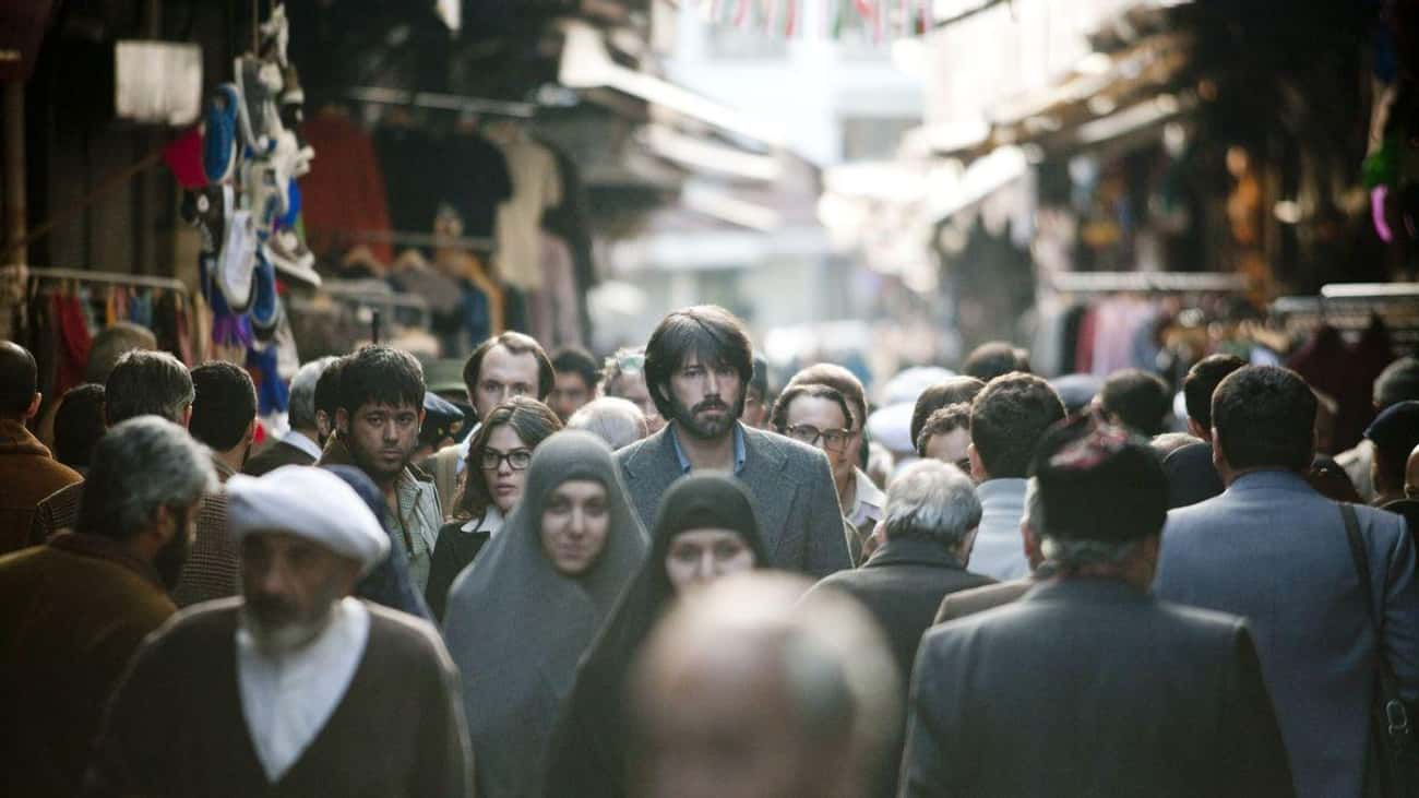 Argo is listed (or ranked) 2 on the list The Most Accurate Movies About Espionage