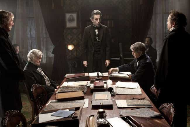 Lincoln is listed (or ranked) 1 on the list 20 Historical Facts That Movies Got Totally Wrong