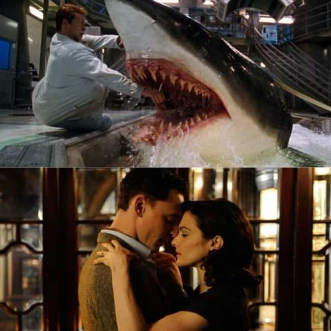 The Deep Blue Sea is listed (or ranked) 1 on the list The Worst Movies To Mix Up