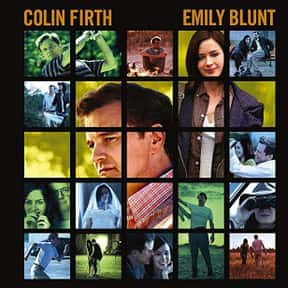Arthur Newman is listed (or ranked) 20 on the list The Best Colin Firth Movies