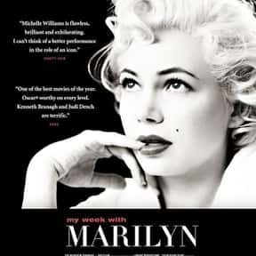 My Week with Marilyn is listed (or ranked) 17 on the list The Best Emma Watson Movies