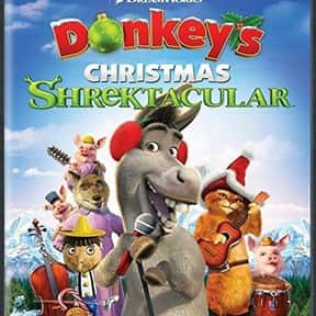 Donkey's Christmas Shrekta is listed (or ranked) 25 on the list The Best Cameron Diaz Movies