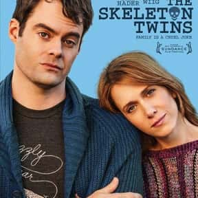 The Skeleton Twins is listed (or ranked) 5 on the list 30+ Great Movies About Depression in Women