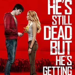 Warm Bodies is listed (or ranked) 23 on the list The Best Teen Romance Movies