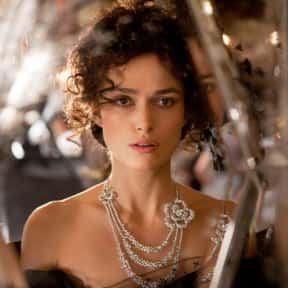 Anna Karenina is listed (or ranked) 7 on the list Great Period Movies Set in the 19th Century