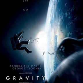 Gravity is listed (or ranked) 10 on the list The Best George Clooney Movies