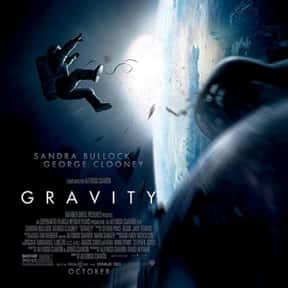 Gravity is listed (or ranked) 3 on the list The Best 3D Films