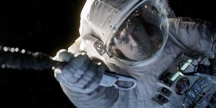 Matt Kowalski Giving Dr. Ryan Stone A Chance At Survival In 'Gravity'