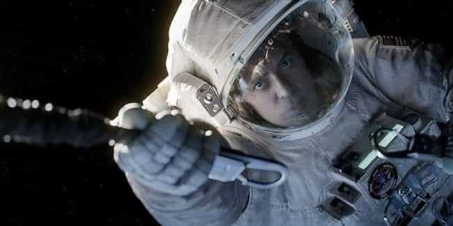 Gravity is listed (or ranked) 2 on the list The Dumbest Heroic Sacrifices In Movie History