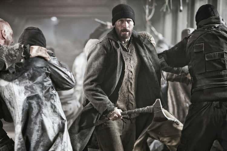 Chris Evans In 'Snowpiercer'