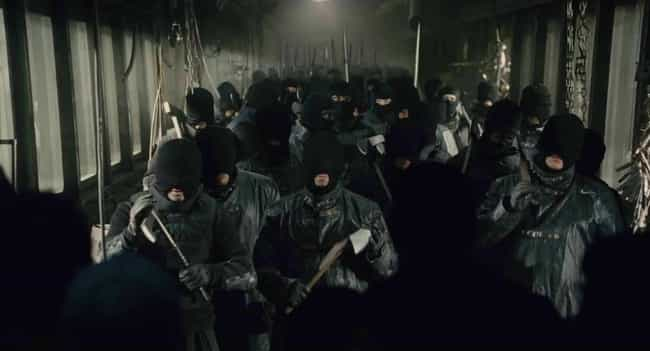Snowpiercer is listed (or ranked) 1 on the list The Most Underrated Sci-Fi Movies Of The 2010s