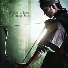 War of the Arrows is listed (or ranked) 7 on the list The Best Korean Historical Movies Of All Time