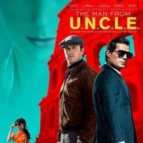 The Man from U.N.C.L.E. is listed (or ranked) 7 on the list The Best Alicia Vikander Movies