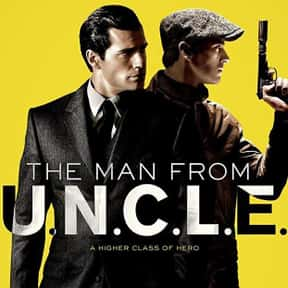 The Man from U.N.C.L.E. is listed (or ranked) 14 on the list The Best Movies Released Labor Day Weekend