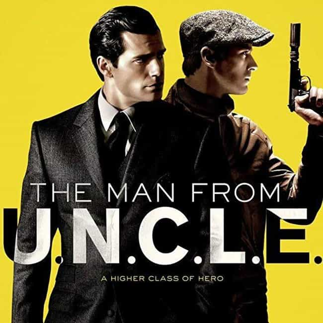 The Man from U.N.C.L.E. is listed (or ranked) 1 on the list What to Watch If You Love Kingsman