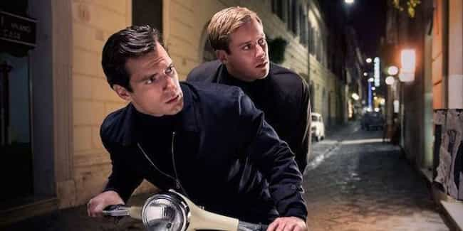 The Man from U.N.C.L.E. ... is listed (or ranked) 3 on the list Underrated Action Movies Of The 2010s, Ranked