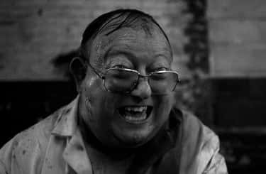 'The Human Centipede 2' Pushes is listed (or ranked) 2 on the list ScenesCutFrom Horror Movies That Were Just Too Disturbing