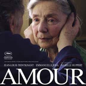 Amour is listed (or ranked) 25 on the list The Saddest Drama Movies to Watch Drunk