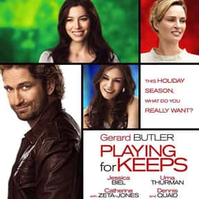Playing for Keeps is listed (or ranked) 20 on the list The Best Gerard Butler Movies