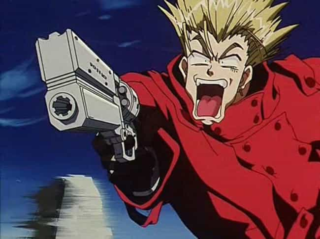 Trigun: Badlands Rumble ... is listed (or ranked) 2 on the list The 20 Coolest Anime Guns Of All Time