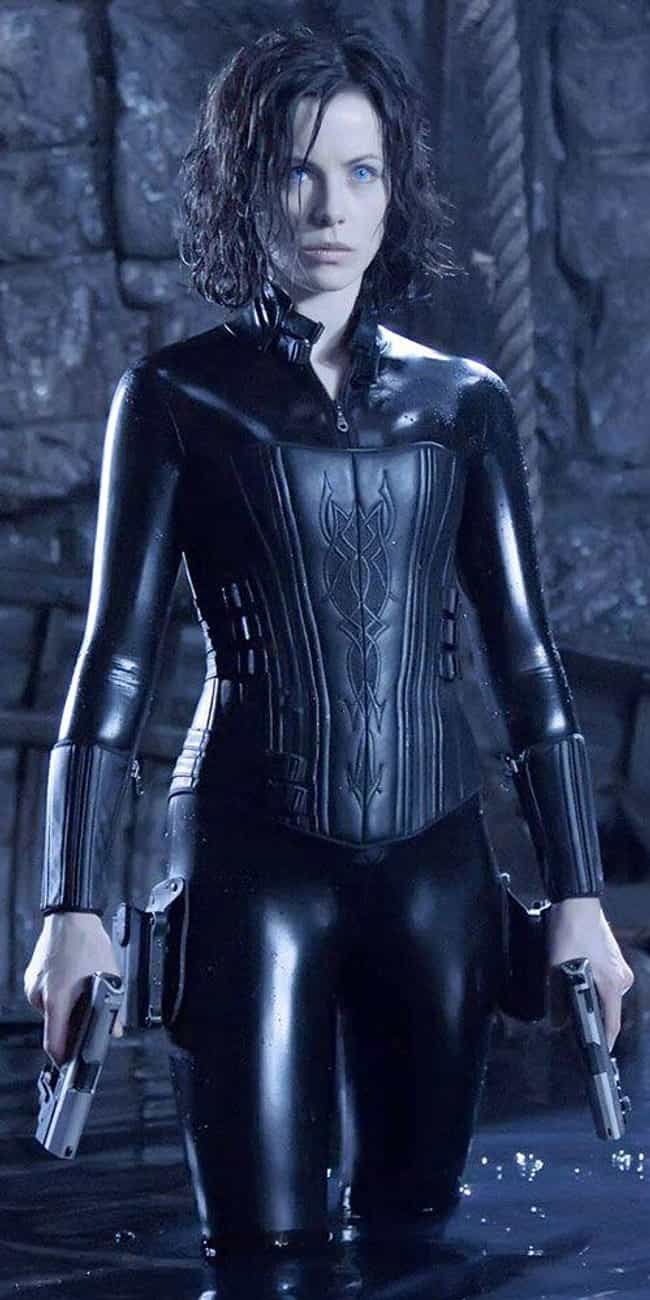 Selene is listed (or ranked) 2 on the list The Most Popular Female Vampires