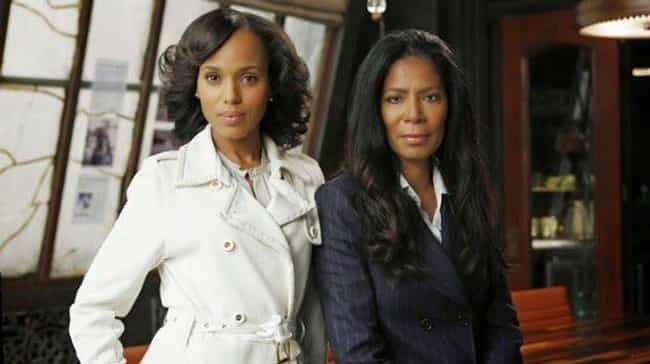 Olivia Pope is listed (or ranked) 4 on the list 29 Popular TV Characters Who Were Based on Real People