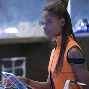 Shuri is listed (or ranked) 22 on the list Which MCU Character Would Make The Best President During A Crisis?