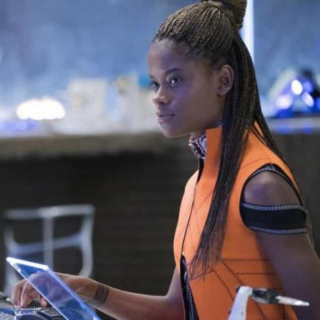 Princess Shuri is listed (or ranked) 3 on the list The Best Supporting Characters In The MCU