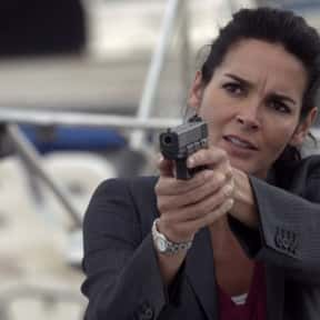 Detective Jane Rizzoli is listed (or ranked) 20 on the list The Best Policemen and Detectives on TV Right Now