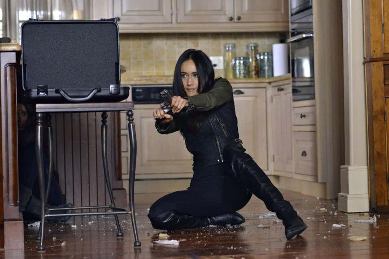 Nikita Mears - 'Nikita' is listed (or ranked) 4 on the list The Most Lethal Female Assassins in Film & TV