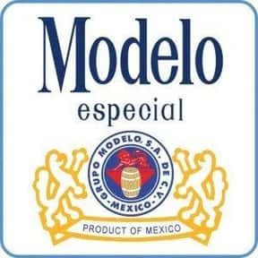 Modelo is listed (or ranked) 19 on the list The Best Beer Brands