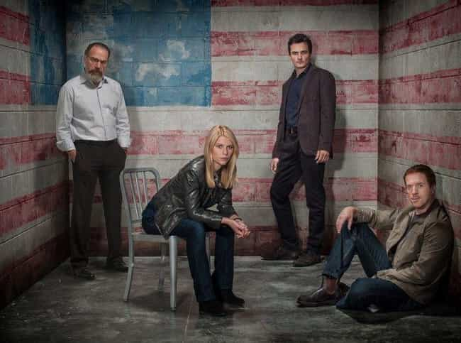 Homeland is listed (or ranked) 3 on the list Long-Running TV Series That People Need To Stop Watching