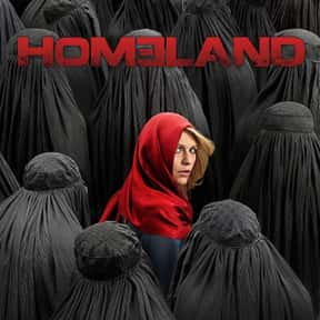 Homeland is listed (or ranked) 23 on the list The Best Suspense TV Shows