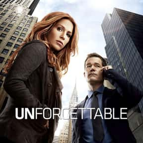 Unforgettable is listed (or ranked) 6 on the list Poppy Montgomery TV Show/Series Credits