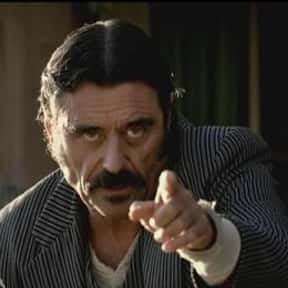 Al Swearengen is listed (or ranked) 13 on the list All Deadwood Characters