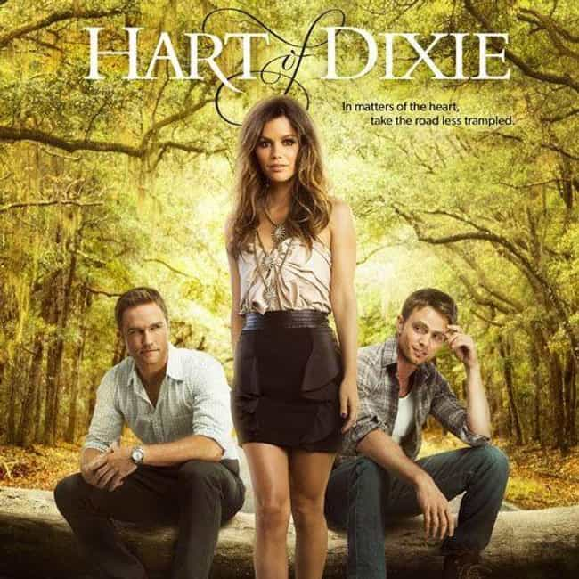 Hart of Dixie is listed (or ranked) 3 on the list All The CW Shows On Netflix