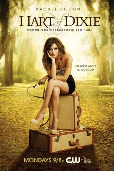 Hart of Dixie is listed (or ranked) 1 on the list What To Watch If You Love 'Nashville'