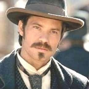 Seth Bullock is listed (or ranked) 14 on the list All Deadwood Characters