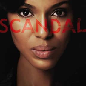 Scandal is listed (or ranked) 18 on the list The Creepiest Shows on TV Right Now