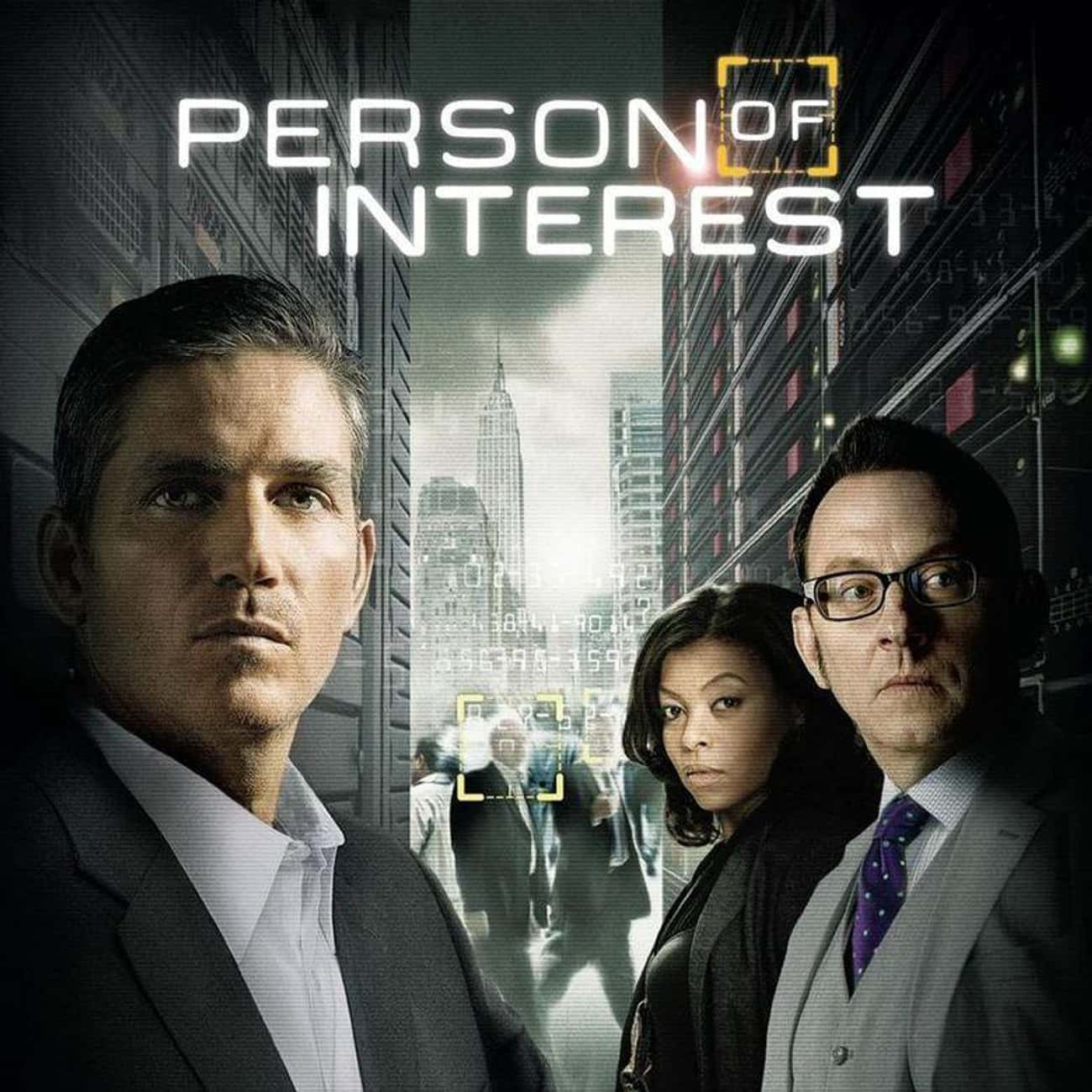 Person of Interest is listed (or ranked) 3 on the list What to Watch If You Love 'Blue Bloods'