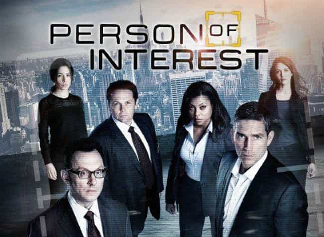Person of Interest is listed (or ranked) 4 on the list What to Watch If You Love 'The Blacklist'