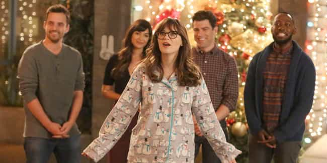 New Girl is listed (or ranked) 4 on the list 17 TV Show Protagonists Who Were Overshadowed By A Side Character