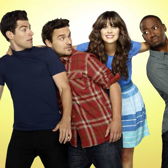 New Girl is listed (or ranked) 2 on the list 16 Popular TV Shows Sued for Being Rip-Offs
