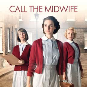Call The Midwife is listed (or ranked) 13 on the list The Best 2020 Shows With Female Casts