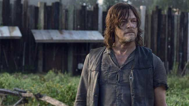Daryl Dixon is listed (or ranked) 3 on the list 'Walking Dead' TV Characters Who Are Most Different From Their Comic Book Counterparts