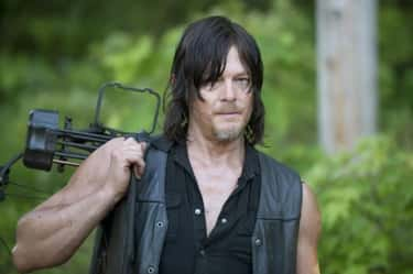 Aries (March 21-April 19): Dar is listed (or ranked) 1 on the list Which Walking Dead Character Are You, Based On Your Zodiac Sign?