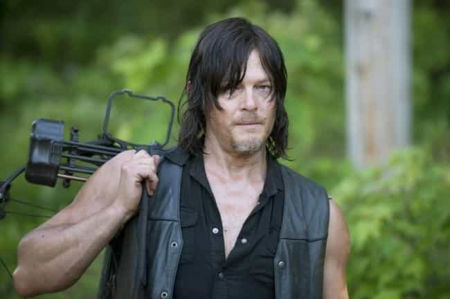 Daryl Dixon is listed (or ranked) 1 on the list Which Walking Dead Character Are You, Based On Your Zodiac Sign?