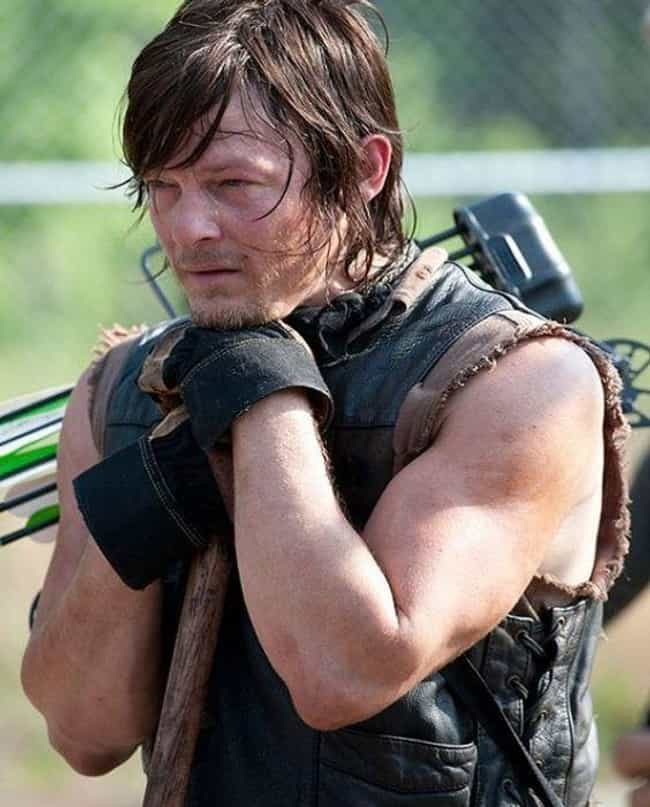 Daryl Dixon is listed (or ranked) 1 on the list 'Walking Dead' TV Characters Who Are Most Different From Their Comic Book Counterparts