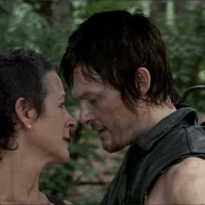 Daryl Dixon and Carol Peletier is listed (or ranked) 18 on the list The Best Current TV Couples