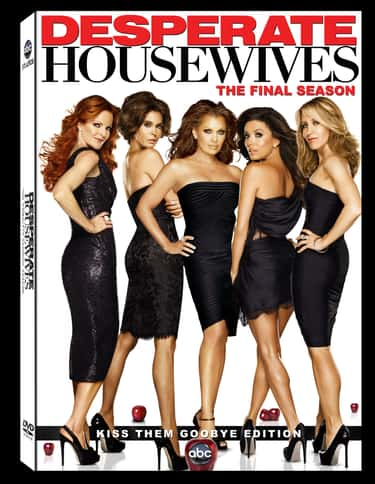 Desperate Housewives - Season  is listed (or ranked) 5 on the list The Best Seasons of Desperate Housewives